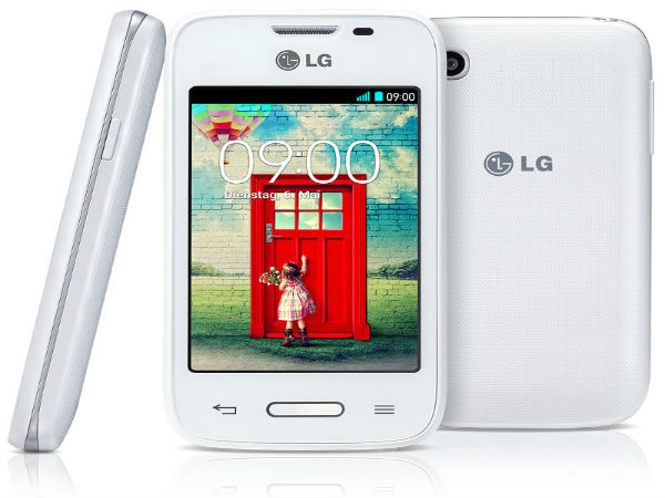 LG L35: 3.2 Inch Smartphone with Android 4.4 Kitkat Goes Offcial