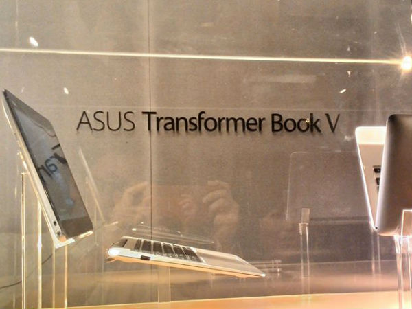 Asus Transformer Book T300 Chi and Transformer Book V Unveiled