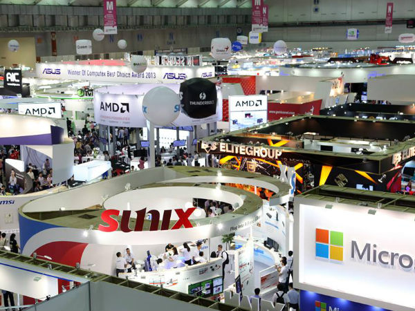 Computex 2014 is Asia's Largest ICT Tradeshow: Top 5 Things to Expect