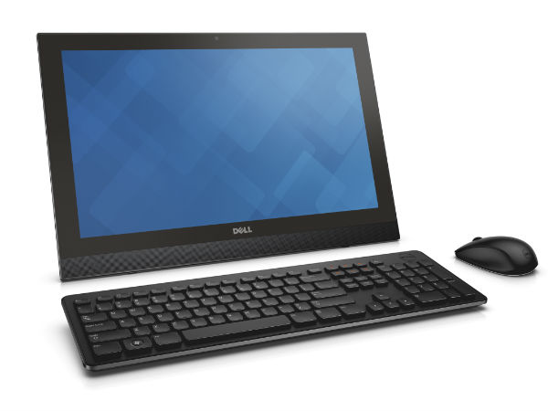 Dell Unveils All-in-One PCs and Multimedia Monitors at Computex 2014