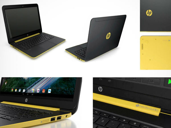 HP SlateBook 14: 14 Inch Android-Powered Notebook Goes Official