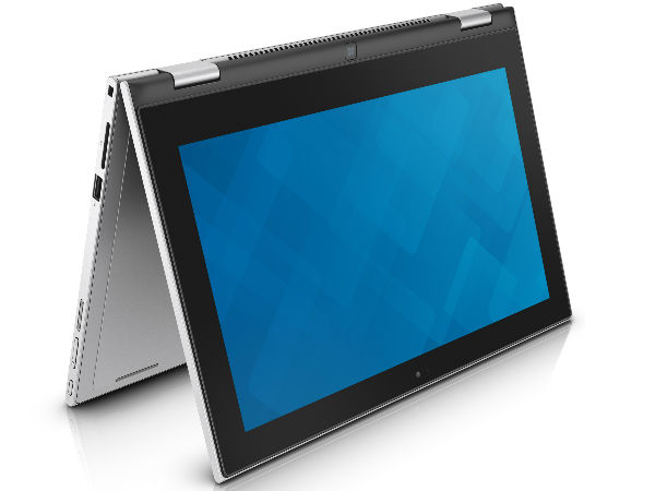 Dell Inspiron 7000 and 3000 Series Convertible Notebooks Unveiled