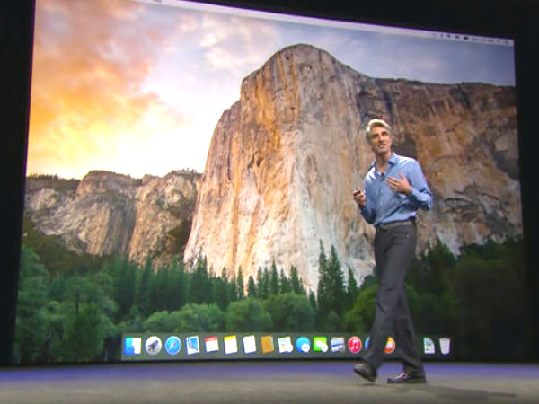 Apple OS X Yosemite: Easier Mailing Service