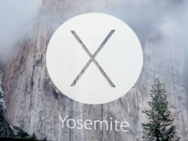 Apple OS X Yosemite: Clearer Controls and Translucent UI