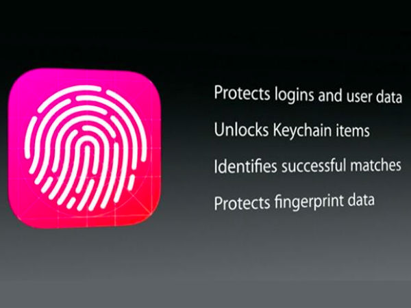 Apple's Touch ID API Now Released For Developers