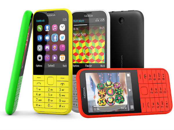 Microsoft Devices Officially Launches Nokia 225 for Rs 3,329