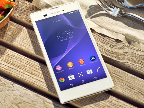 Sony Xperia T3 Announced: Features 5.3-inch HD Display, Android KitKat