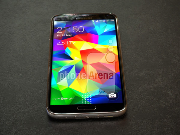 Samsung Galaxy S5 Prime -- Leaked Live Images