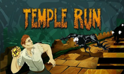 Temple Run Hits A Milestone with 1 Billion Downloads