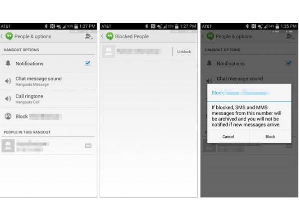 Google Hangouts Updated With New Features To v2.1.223