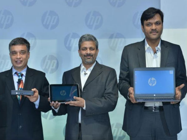 HP On a High: Unveils New Products in India Including Laptops and More