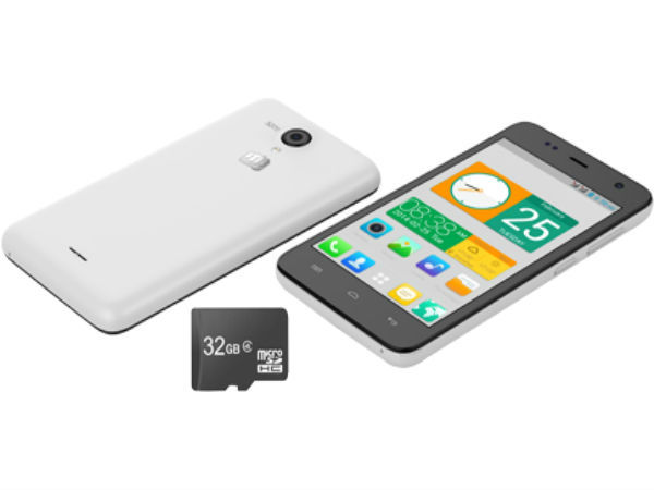 Micromax Unite 2 A106: Other Key Features