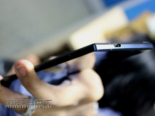 Gionee Elife S5.5: Design Factor