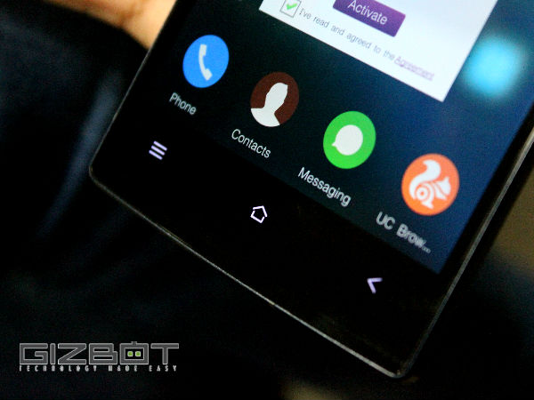 Gionee Elife S5.5: Octa Core