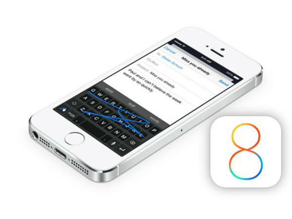 iOS 8 Copied Features: Third-Party Keyboard