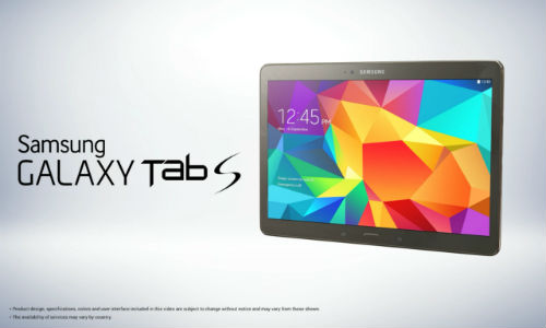 Samsung Galaxy Tab S Leaks Again : Images and Specifications Revealed
