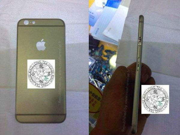 Apple iPhone 6: Leaked Images Reveal Next-Gen Smartphone in Full Glory