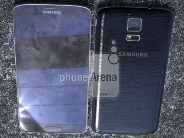 Samsung Galaxy F Smartphone with 5.3-Inch QHD Display Leaks Yet Again