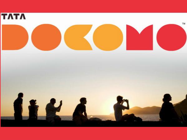 advertising objective of tata docomo