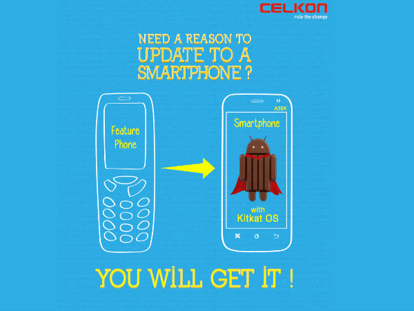 Exclusive: Celkon A35K with Android 4.4 KitKat to Launch on June 16