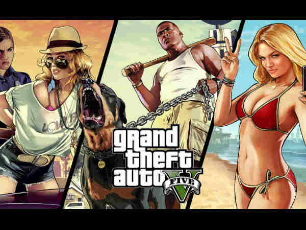 Grand Theft Auto 5 is Finally Heading To PC This Year