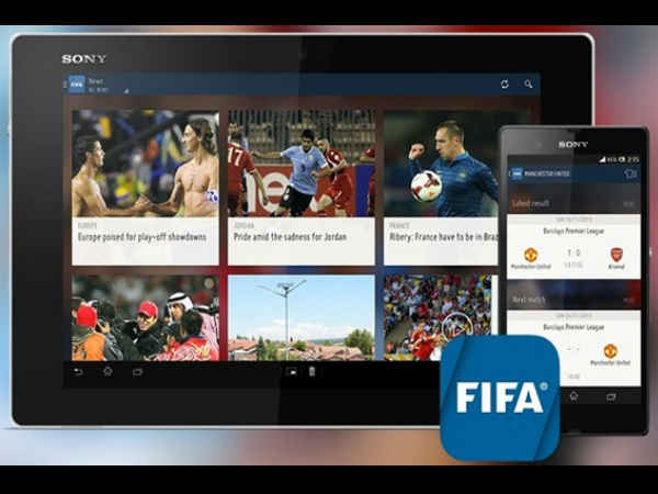 FIFA World Cup 2014 Brazil: Official FIFA App