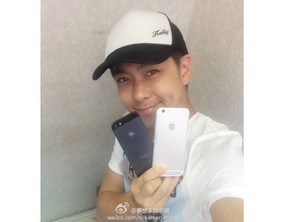 Apple iPhone 6 Leaked Yet Again: This Time Via Taiwanese Star