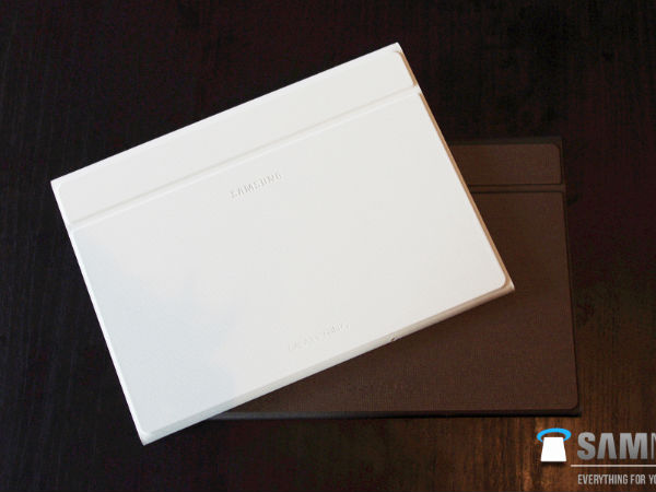 Samsung Galaxy Tab S With Flip Cover Leaks Ahead of June 12 Unveiling