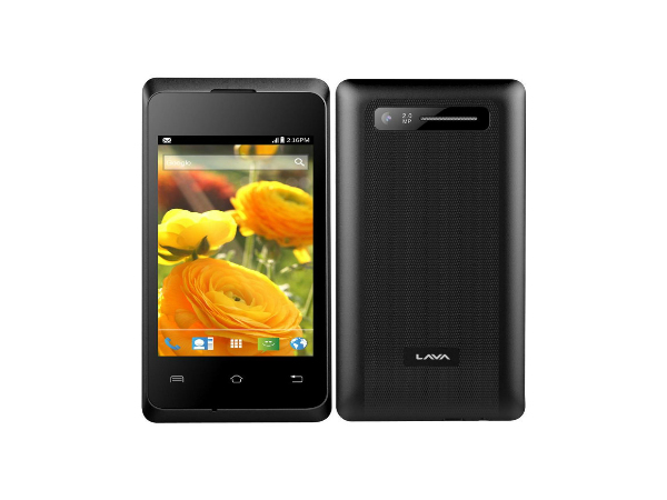 Lava Iris 350M Now Available For Rs 3,329: Iris 402e Spotted Online