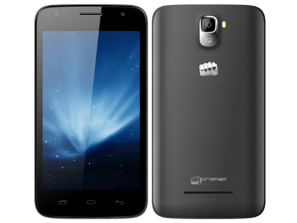 Micromax Canvas Entice A105: Android KitKat Smartphone Listed Online