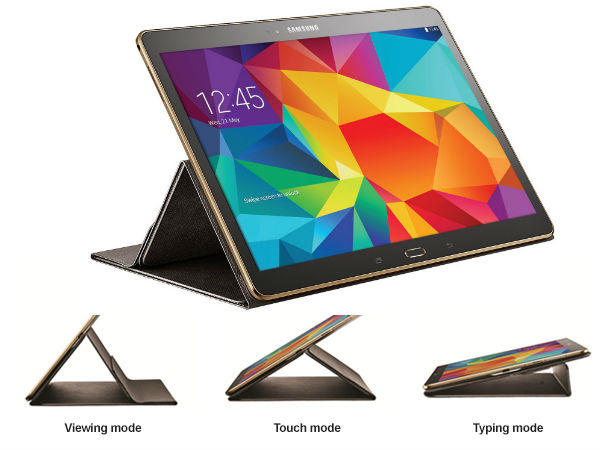 Galaxy Tab S: Others Features