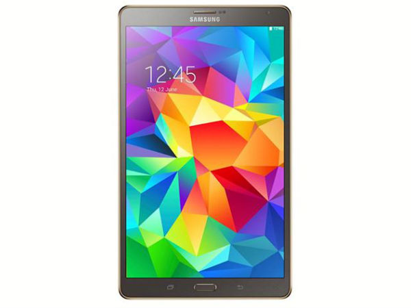 Galaxy Tab S: Large Content Eco-System