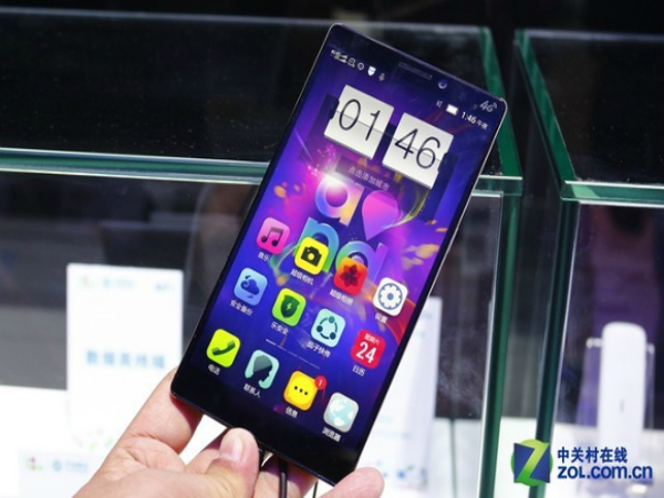 Lenovo K920 Announced: LG G3 Rival Sports QHD Display, Snapdragon 801