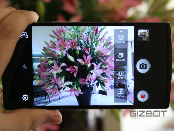 Oppo Find 7 -- Software