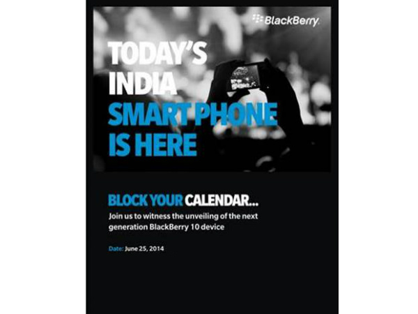 BlackBerry Z3: Another Moto G Rival to Launch in India on June 25