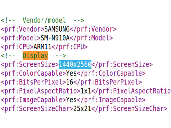Samsung Galaxy Note 4 To Come With 5.7-inch QHD Display [Confirmed]