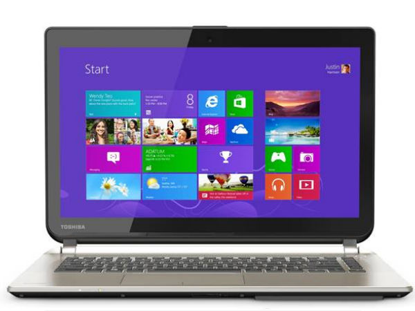 Toshiba Unveils Satellite P50t-B Laptop With 4K Display in India