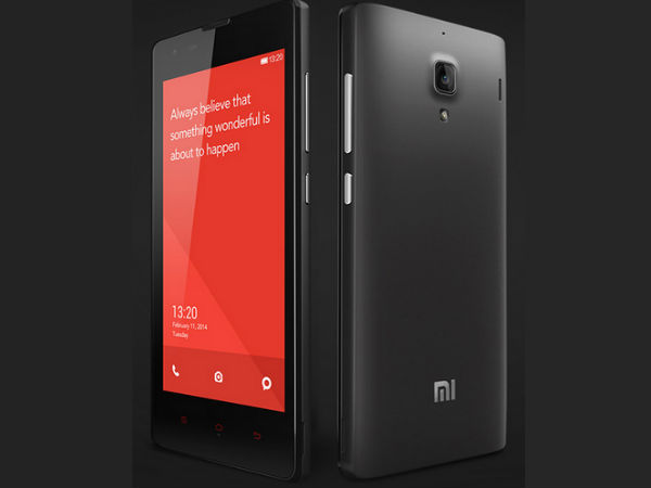 Xiaomi's 4G Enabled Smartphone Will Launch 'As Soon As Possible'