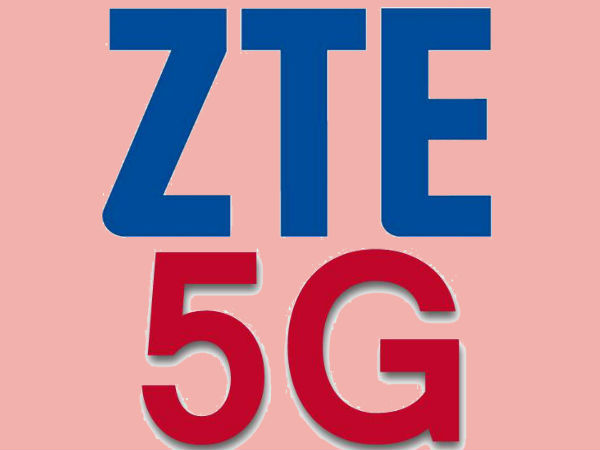 ZTE's 5G Network Supporting Product Prototypes To Come Next Year