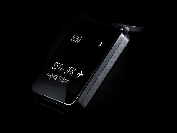 LG G Watch Smartwatch To Hit Market on July 7