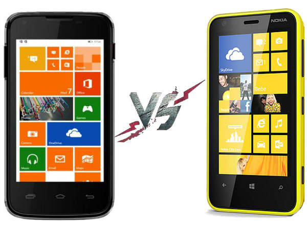 Micromax Win W092 Vs Nokia Lumia 520: Specs Comparison