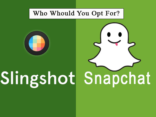 Facebook Slingshot Vs Snapchat IM: An Early Look At Who Stands Where