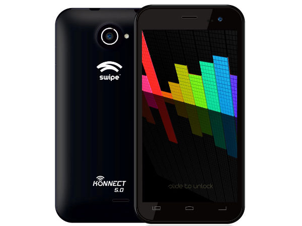 Swipe Konnect 5.0 Officially Receives Android KitKat 4.4 Update
