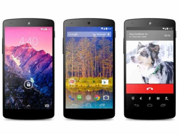 Android 5.0: Supported Devices