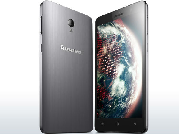 Android KitKat Smartphone with Best Battery: Lenovo S860