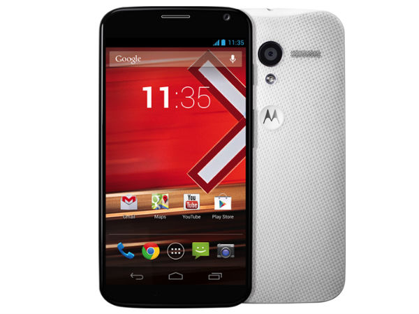 Android KitKat Smartphone with Best Battery: Motorola Moto X