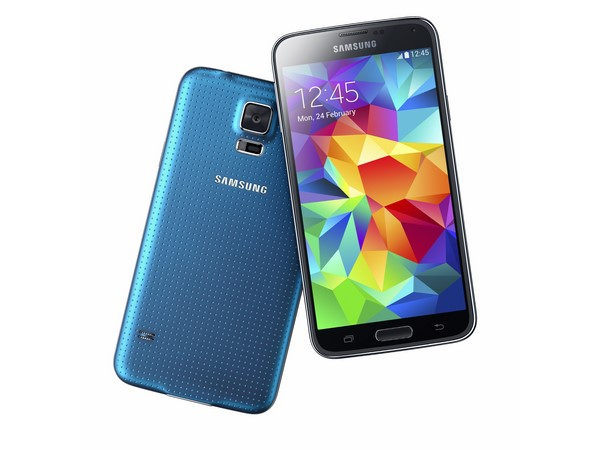 Android KitKat Smartphone with Best Battery: Samsung Galaxy S5