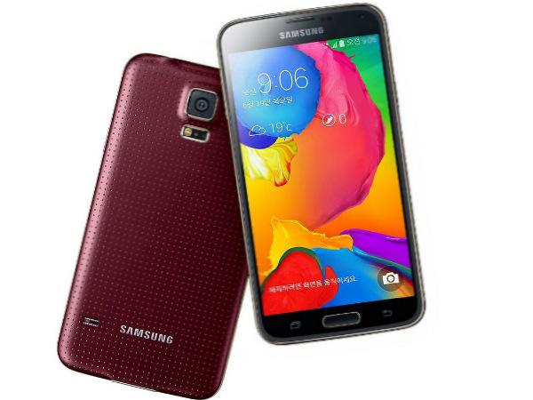 Samsung Galaxy S5 Broadband LTE-A Will Be Limited To South Korea
