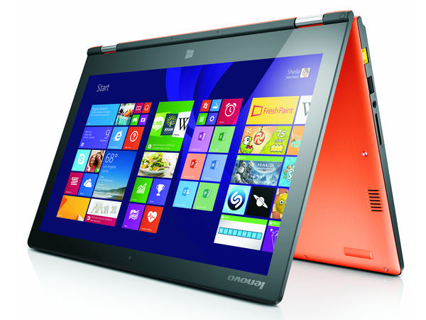 Lenovo Launches Convertible Hybrid Laptops Yoga 2 And Flex 2 in India