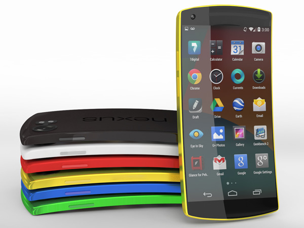 LG Will Not Manufacture Next-Gen Google Nexus 6 [Report]